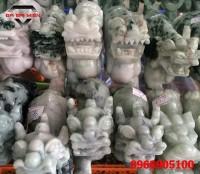 Tác phẩm ngọc cẩm thạch myanmar